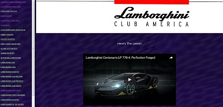 Lamborghini Club West